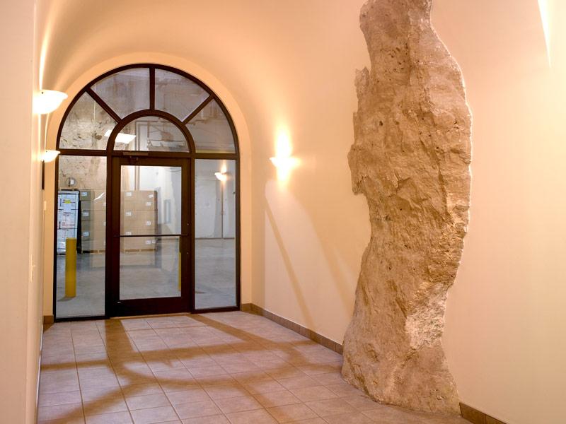 GridRock Entrance